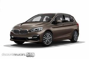 2020 BMW 2 Series 220i Luxury Line F45 LCI Auto