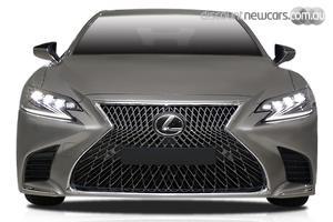 2019 Lexus LS LS500 Sports Luxury Auto
