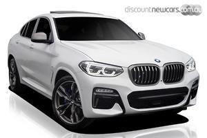 2020 BMW X4 M40i G02 Auto 4x4