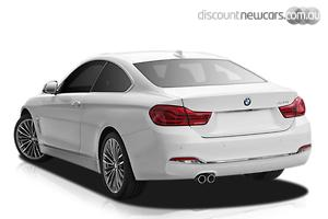 2020 BMW 4 Series 420i Luxury Line F32 LCI Auto