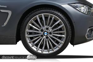 2020 BMW 4 Series 430i Luxury Line F36 LCI Auto