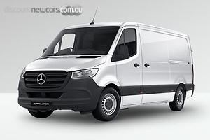 2019 Mercedes-Benz Sprinter 414CDI Medium Wheelbase Auto FWD