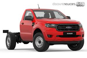 2019 Ford Ranger XL PX MkIII Manual 4x4 MY19