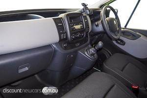 2019 Renault Trafic 85kW SWB Manual