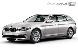 2020 BMW 5 Series 520d Luxury Line G31 Auto