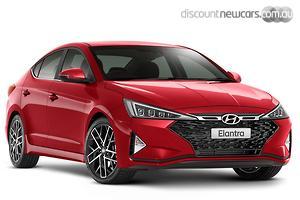 2019 Hyundai Elantra Sport Auto MY19