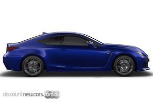 2019 Lexus RC RC F Auto