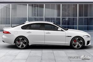 2019 Jaguar XF 35t S Auto MY20