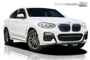 2020 BMW X4 xDrive20i M Sport G02 Auto 4x4