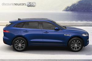 2020 Jaguar F-PACE 30t R-Sport Auto AWD MY20