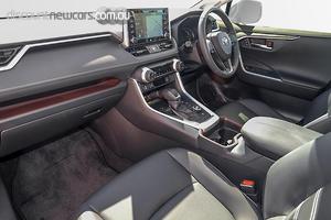 2020 Toyota RAV4 Cruiser Auto eFour
