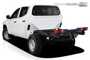 2020 Mitsubishi Triton GLX MR Manual 4x4 MY20 Double Cab