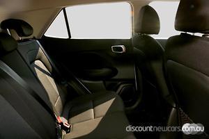 2020 Hyundai Venue Active Manual MY20