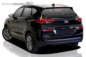 2019 Hyundai Tucson Active X Manual 2WD MY20