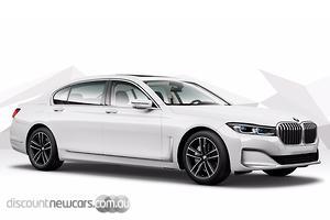 2020 BMW 7 Series 740Li G12 LCI Auto