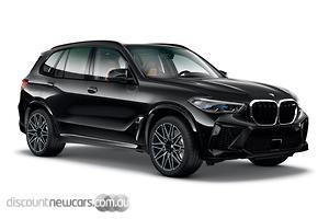 2020 BMW X5 M Competition F95 Auto M xDrive