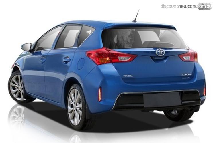 2015 Toyota Corolla Levin ZR MultiDrive S-CVT