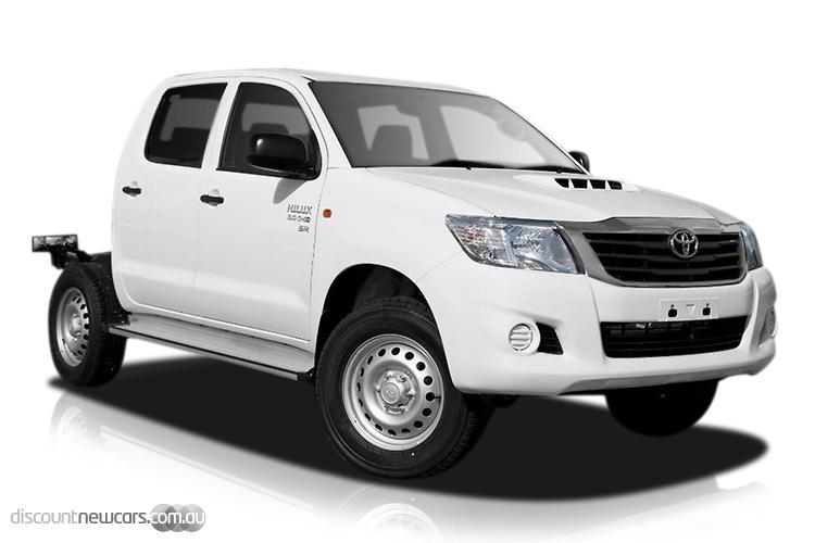 2015 Toyota Hilux SR MY14