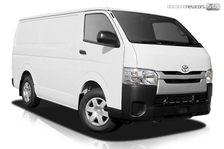 2015 Toyota Hiace Long Wheelbase