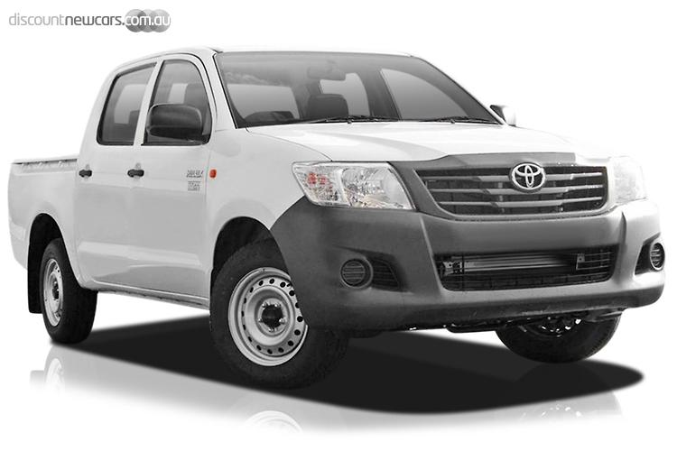 2015 Toyota Hilux Workmate MY14