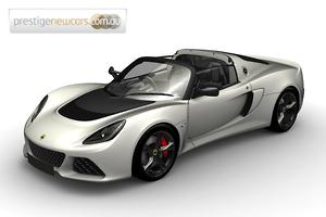 2019 Lotus Exige Sport 350 Manual MY19