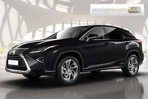 2019 Lexus RX450h Sports Luxury Auto 4x4