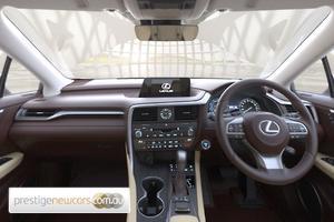 2019 Lexus RX450h Luxury Auto 4x4