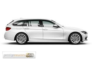 2018 BMW 320i Luxury Line F31 LCI Auto