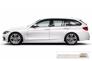 2018 BMW 320i Sport Line F31 LCI Auto