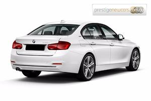 2018 BMW 330e M Sport F30 LCI Auto