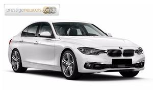 2018 BMW 340i Luxury Line F30 LCI Auto