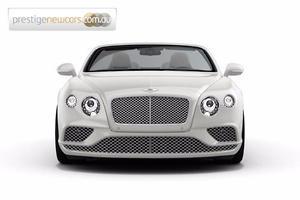 2017 Bentley Continental GT Auto 4x4 MY17