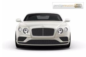 2017 Bentley Continental GT V8 S Auto 4x4 MY17