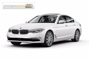 2019 BMW 540i Luxury Line G30 Auto