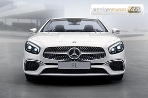 2018 Mercedes-Benz SL400 Auto