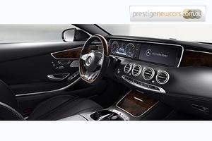 2017 Mercedes-Benz S500 Auto