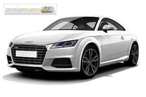2018 Audi TT S Auto quattro MY18