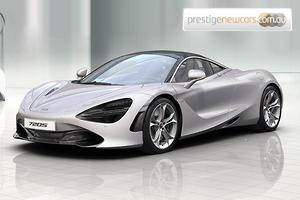 2018 McLaren 720S Luxury Auto MY18