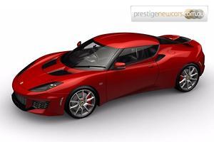 2018 Lotus Evora 400 Manual MY18