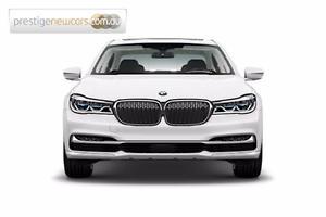 2018 BMW 750Li G12 Auto