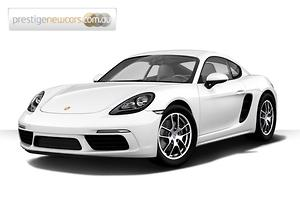 2018 Porsche 718 Cayman 982 Manual MY18
