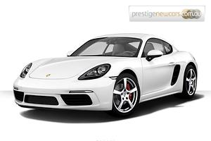 2018 Porsche 718 Cayman S 982 Manual MY18