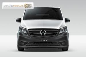 2019 Mercedes-Benz Vito 119CDI LWB Auto