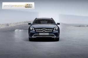 2018 Mercedes-Benz GLA180 Auto