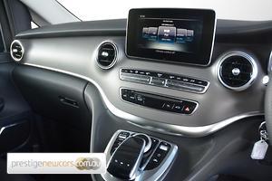 2018 Mercedes-Benz V250 d Avantgarde Auto