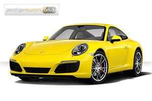 2018 Porsche 911 Carrera S 991 Manual MY19