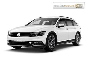 2018 Volkswagen Passat Alltrack Wolfsburg Edition B8 Auto 4MOTION MY18