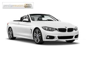 2019 BMW 420i M Sport F33 LCI Auto