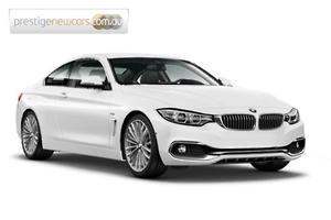 2019 BMW 430i Luxury Line F32 LCI Auto
