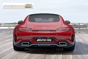 2018 Mercedes-Benz AMG GT C Auto